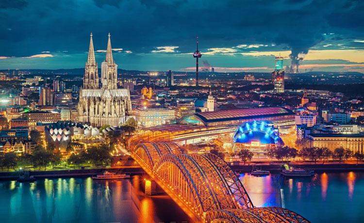 Avrupa'nın Lokomotifi Almanya
