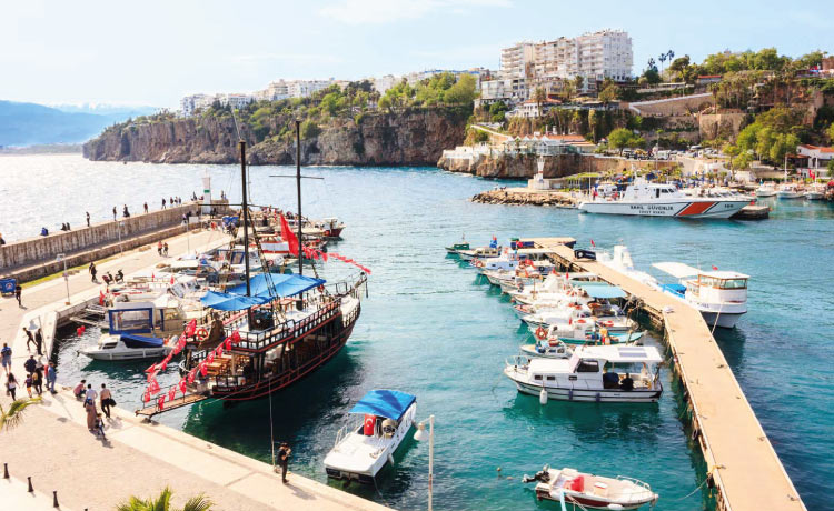 Antalya Havalimanı'na Transferin Tüm Detayları