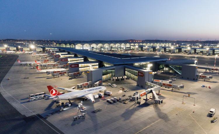 İstanbul Havalimanı Ulaşım ve Transfer