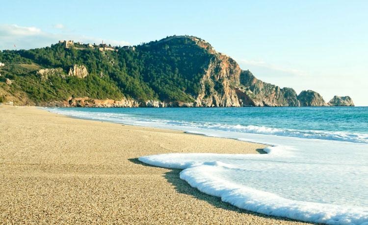 Alanya'nın En İyi 5 Plajı