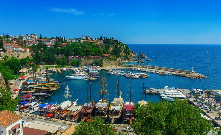 Saklı Cennet Antalya Kaleiçi