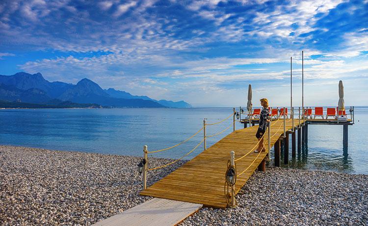 Antalya'nın Doğal Cenneti Belek