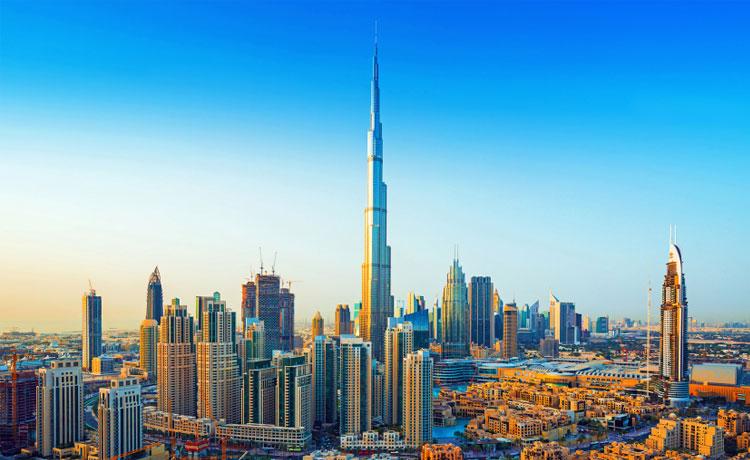Sky High Dubai