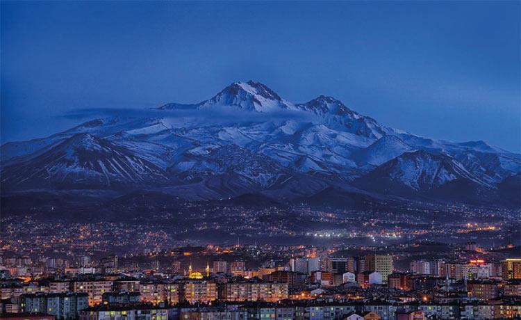 Kayseri Erciyes Kayak Merkezi Ulaşım Detayları