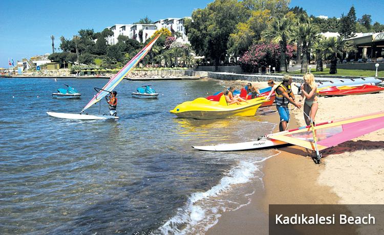 Yaz Tatili İçin En İyi 5 Bodrum Plajı