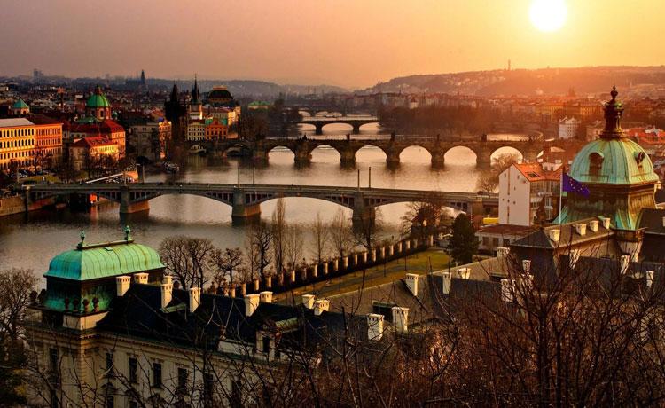 Çekya / Avrupa'nın Kalbi Prag