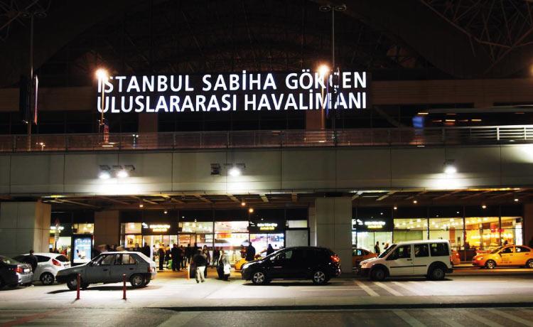 Sabiha Gökçen Havalimanı'na En Kolay Ulaşım