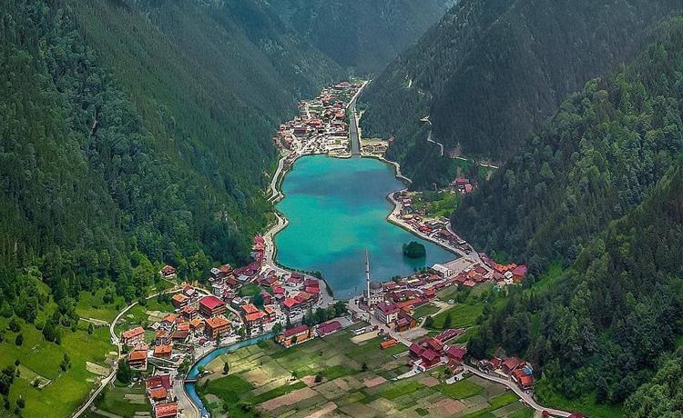 Trabzon Ve Rize Kuzeydoğu Karadeniz Turu